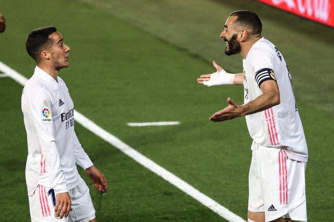 Real Madrid : La tuile pour Lucas Vazquez