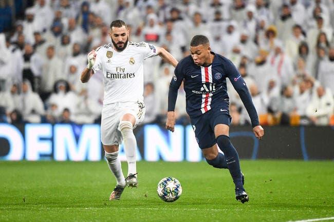 Foot : Benzema plus fort que Mbappé, il l'assure