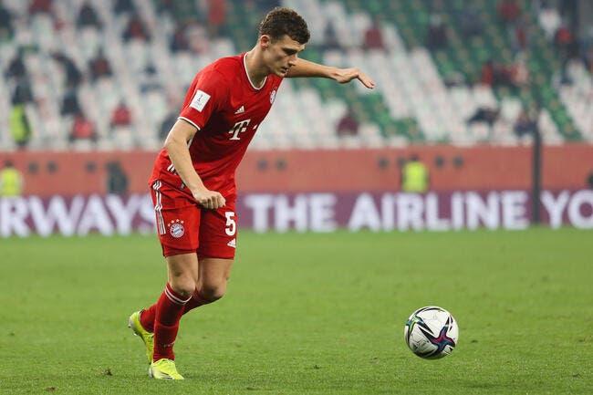 LdC : Lewandowski est officiellement forfait face au PSG