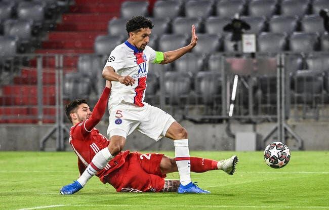 LdC : Marquinhos absent à la veille de PSG-Bayern