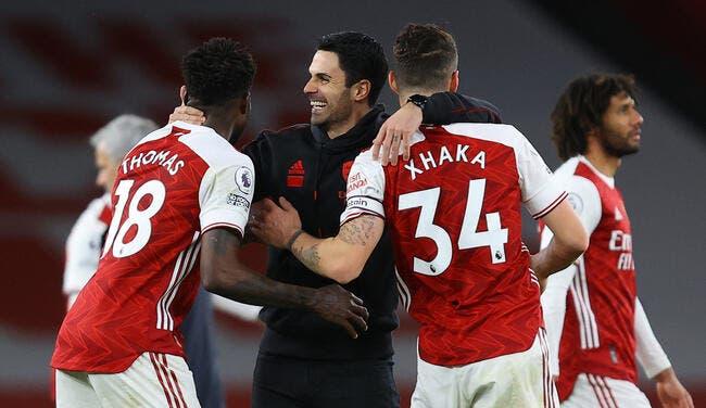 Arsenal : Mikel Arteta viré, l'énorme menace