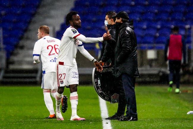 OL : Pour gagner, Rudi Garcia menace ses joueurs !