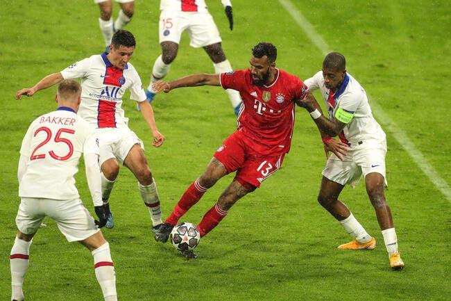 PSG : Le groupe avec quatre absents contre le Bayern