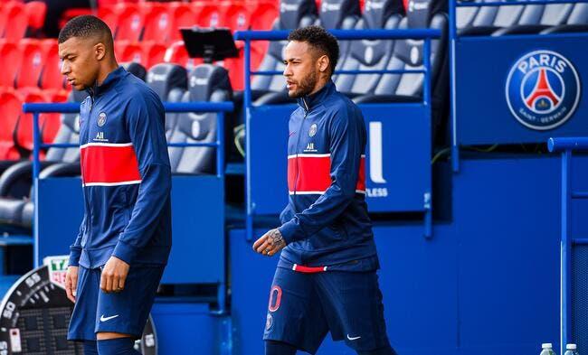 PSG : Mbappé énorme, Gilles Favard tacle Neymar
