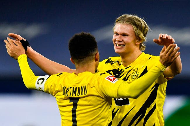PSG : Haaland ? Paris rêve de son serviteur à Dortmund