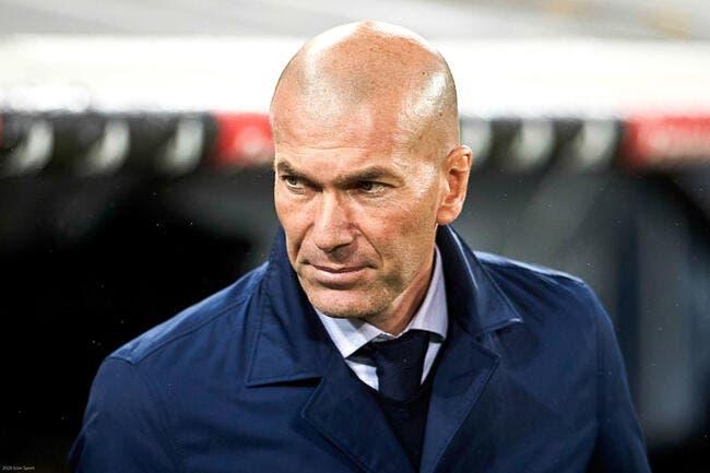 Esp: Zidane fait douter le Real, Mbappé s'éloigne