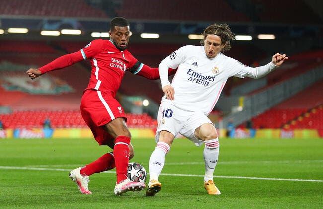 Le Real Madrid sort Liverpool sans trembler