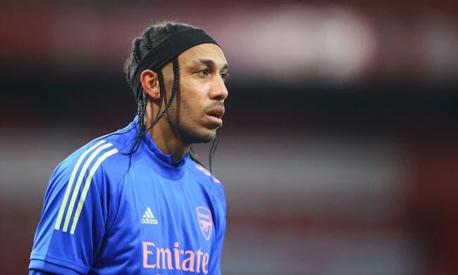 Arsenal : Pierre-Emerick Aubameyang est malade...