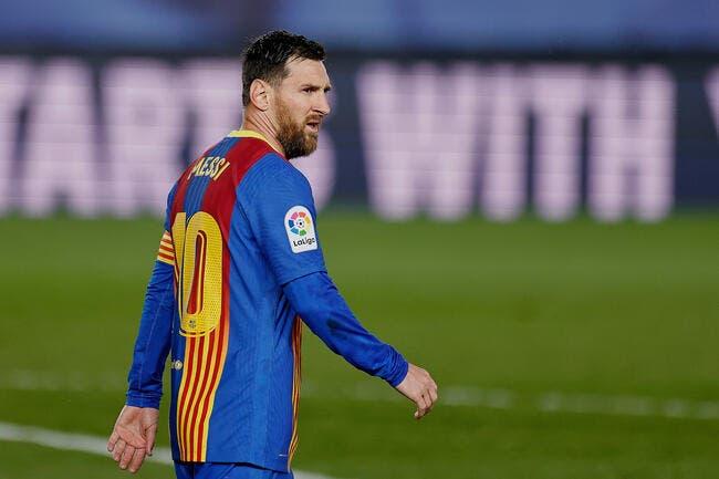 Covid : 3 maillots pour 50.000 vaccins, Lionel Messi fait polémique