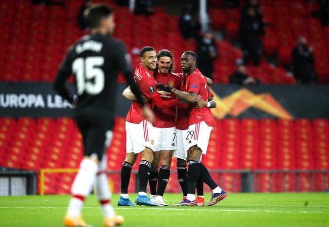 EL : Arsenal et Manchester United dans le dernier carré !