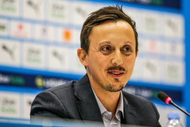 OM : Pablo Longoria fait bondir le football français