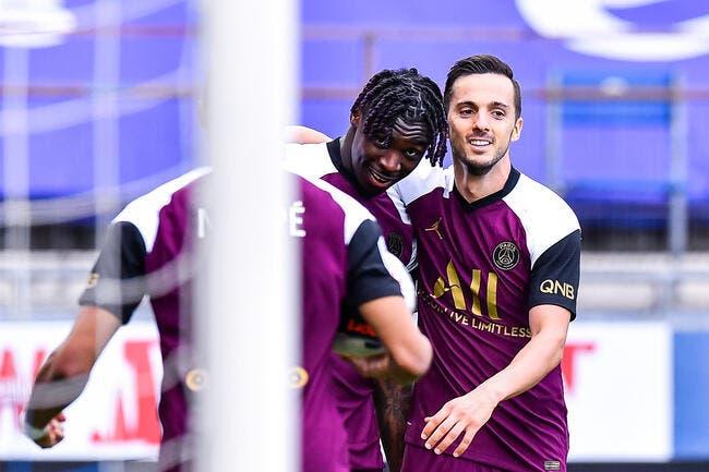 PSG : Raiola s'amuse avec Leonardo avant le mercato
