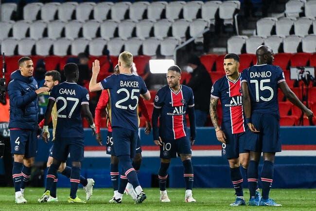 PSG : Neymar ? Les vrais héros sont Bakker et Dagba