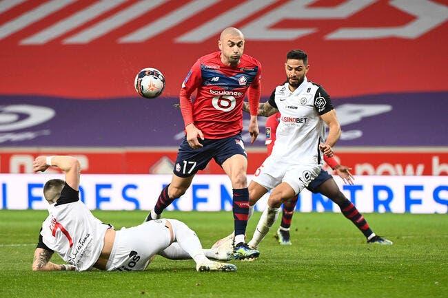 L1 : Le LOSC cale face à Montpellier, le titre n'est pas joué