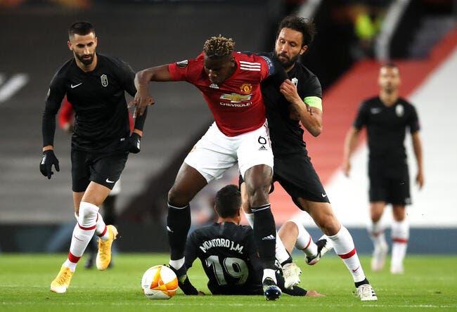 MU : Sorti à la pause, Paul Pogba est ravi