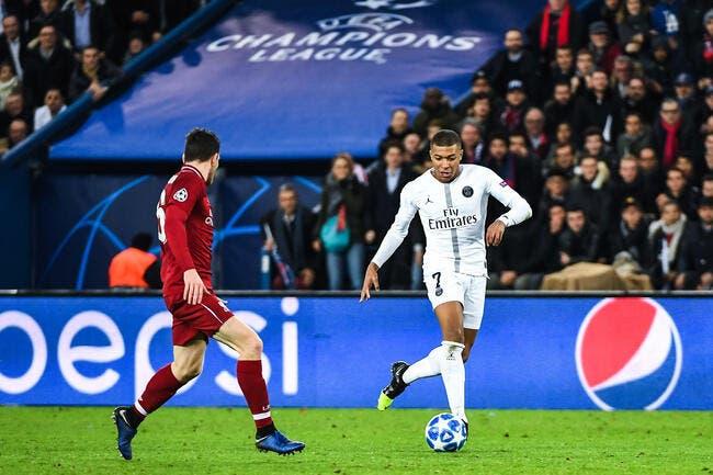 PSG : Mbappé a fait son premier choix, c'est Liverpool