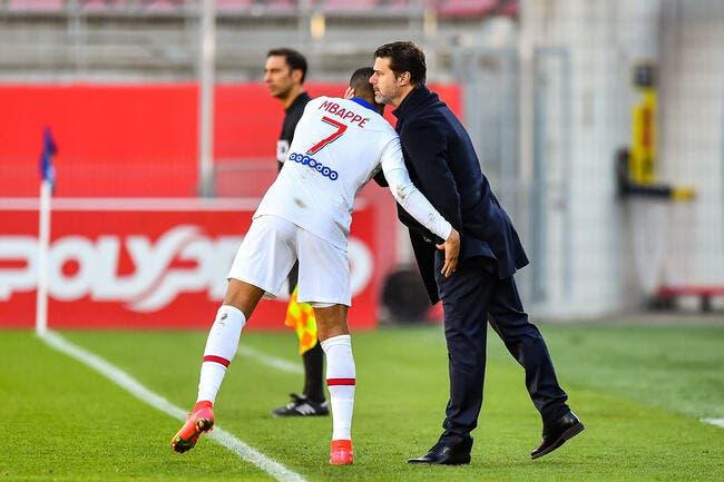 PSG: Pochettino révèle un énorme risque avec Neymar et Mbappé