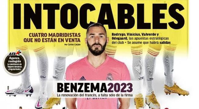 Real Madrid : Benzema intransférable, il va prolonger !