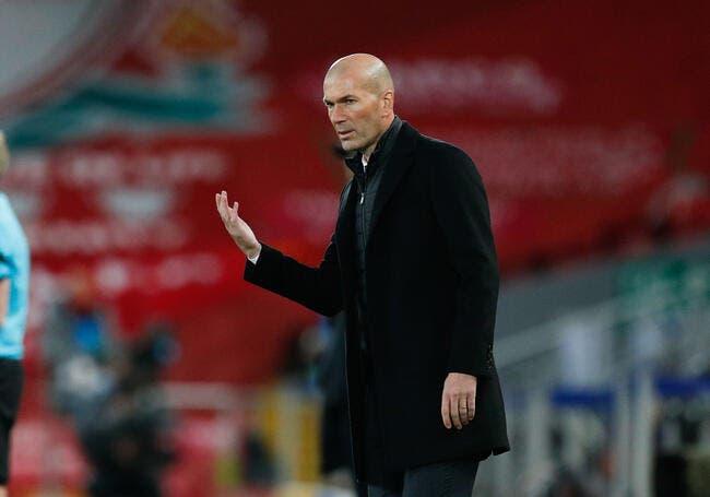 Real : Zidane est un entraîneur de génie, il faut le dire