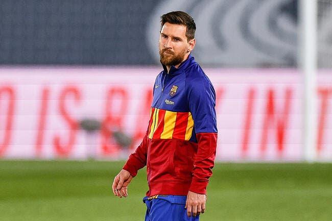 Barcelone : Messi n'a rien décidé, Laporta bluffe