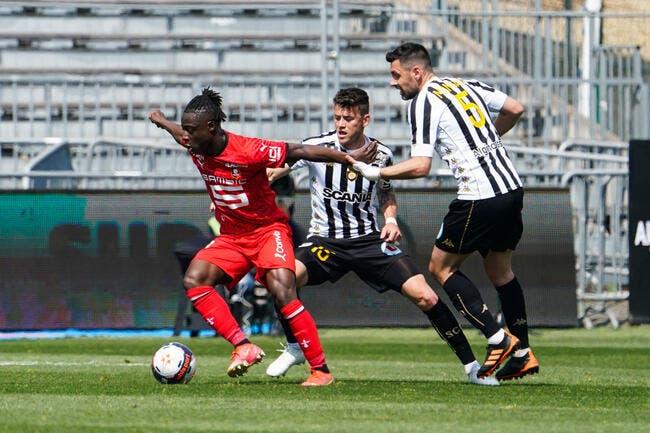 L1 : Rennes enchaîne et double l'OM !