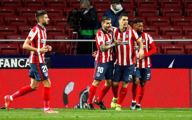 Esp : L'énorme carton de l'Atlético