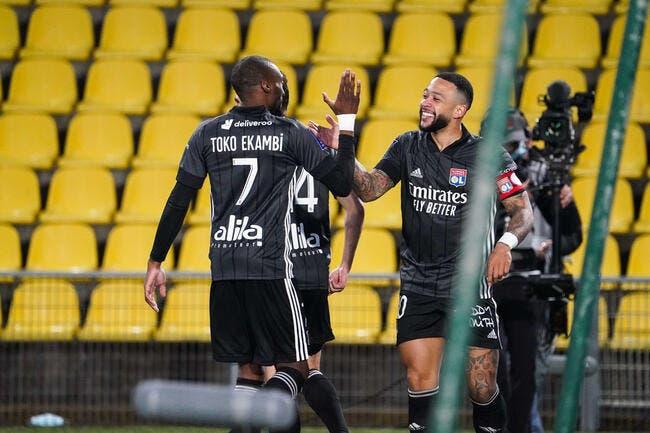 OL : Depay, Paqueta, Cornet... Les Tops et les Flops contre Nantes