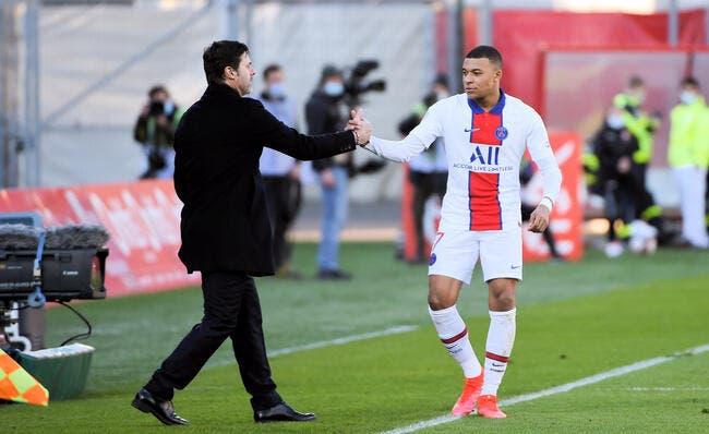 PSG : Pochettino et Mbappé, ça drague sec