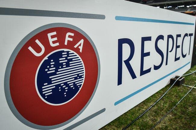 Superligue : L'UEFA menace de bannir à tout va