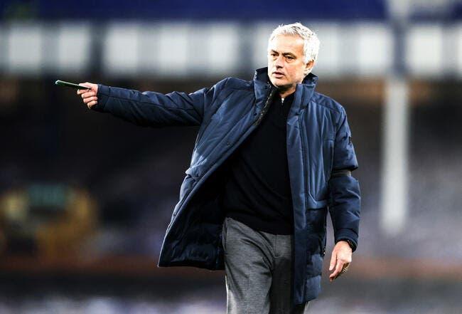 Tottenham : Mourinho viré, la menace plane !