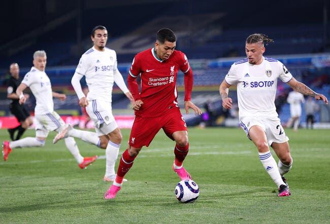 Ang : Liverpool tenu en échec à Leeds