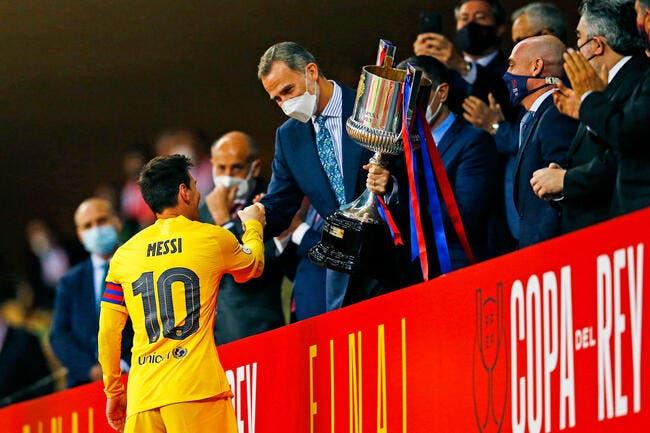 Esp : Lionel Messi et Barcelone, dossier classé confidentiel