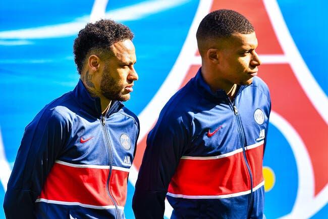 PSG : Neymar et Mbappé, la SuperLigue stoppe les négociations !
