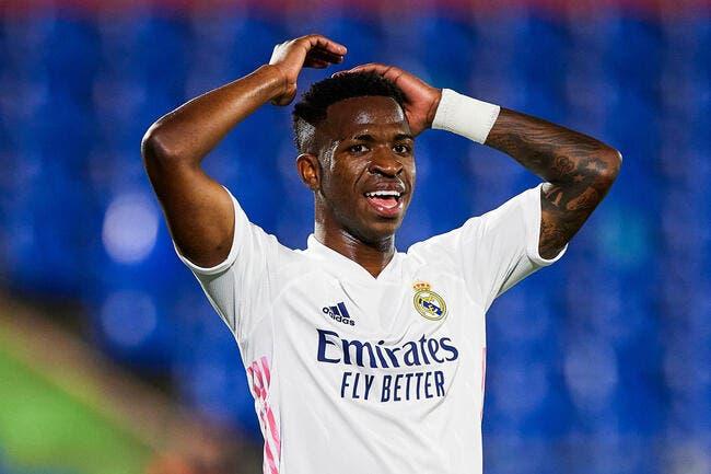 Real Madrid : Vinicius, le sacrifice à 80 ME de Zidane ?