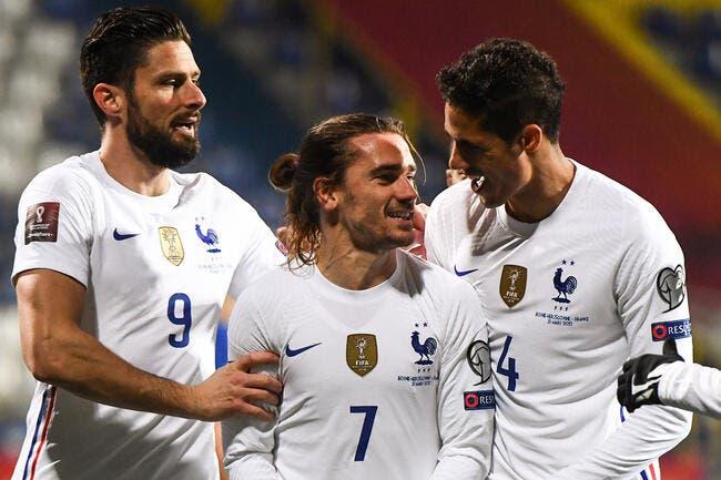 SL : Griezmann, Pogba, Lloris Kanté, tous interdits d'Euro et de Mondial ?