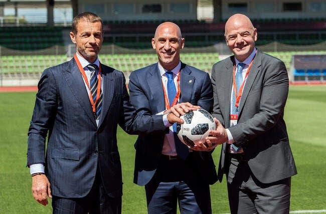 SL : La SuperLigue menace l'UEFA et la FIFA en justice