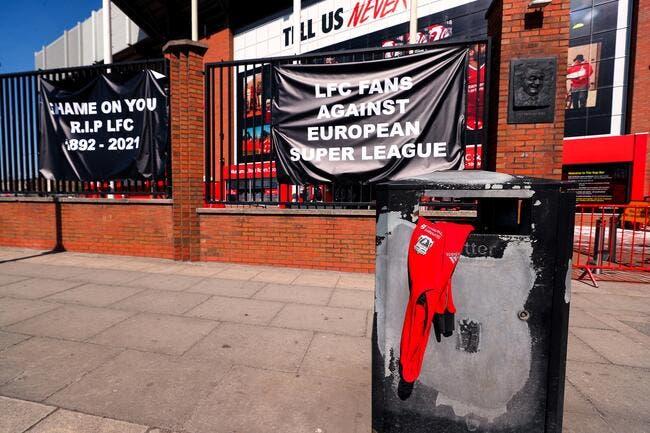 SL : Les fans de Liverpool clashent la SuperLigue