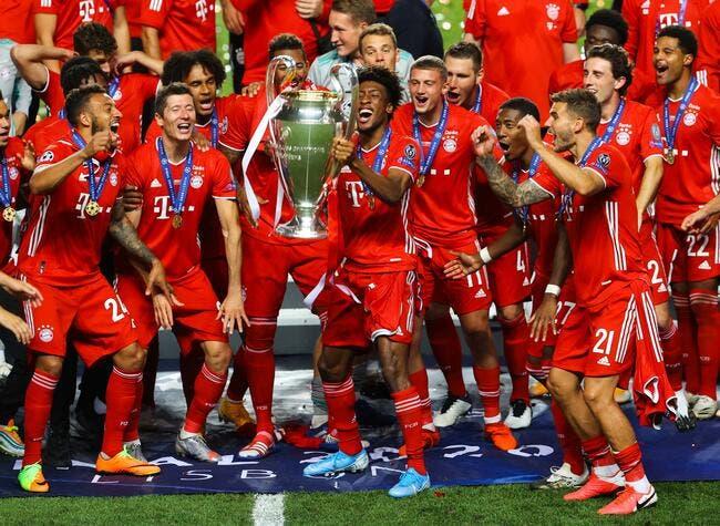 UEFA : La Ligue des champions avec 3 clubs francais confirmée !