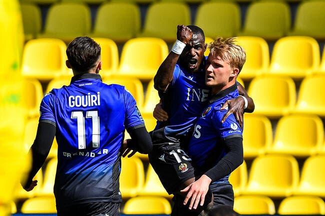 OL : Garcia a fait disjoncter Gouiri à Lyon