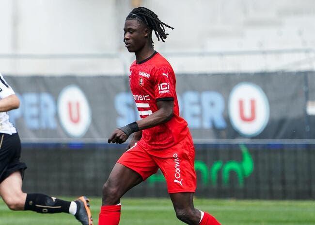Rennes : Camavinga s'en va, le Bayern négocie déjà