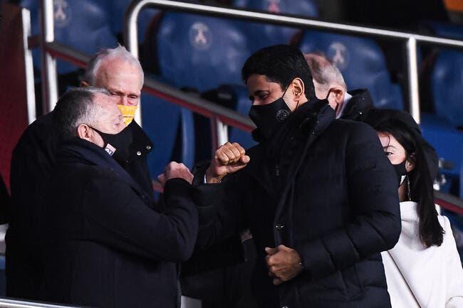 SL : Aulas et Al-Khelaïfi plébiscités par l'UEFA !