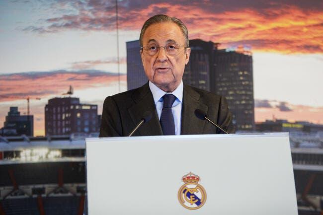 SL : Florentino Pérez annonce la fin de la Ligue des Champions