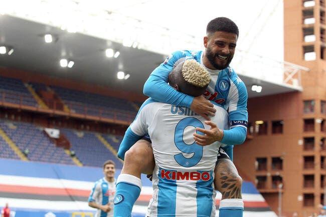SL : Naples treizième club de la SuperLigue ?