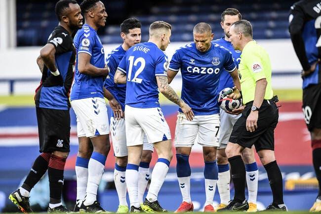 SuperLigue : Everton dézingue le top 6 anglais !