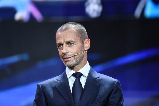 SuperLigue : L'UEFA riposte avec une C1 à 4,5 milliards d'euros !