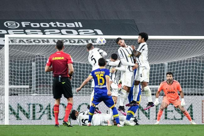 Ita : La Juventus revient sur l'AC Milan