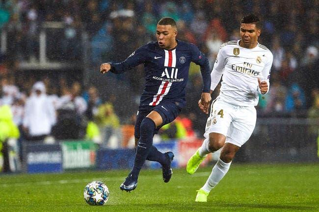 Kylian Mbappé a fait de Florentino Perez «un imbécile»