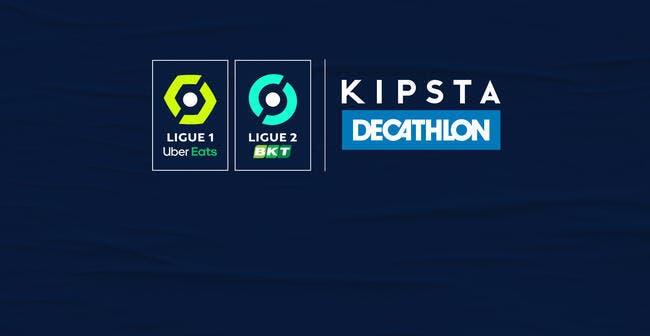 L1-L2 : Kipsta Décathlon fournira le ballon officiel de 2022 à 2027