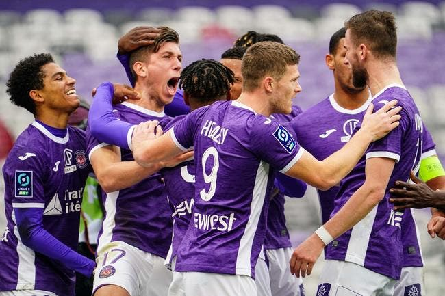 L2 : Deux matchs de Toulouse reportés à cause du Covid