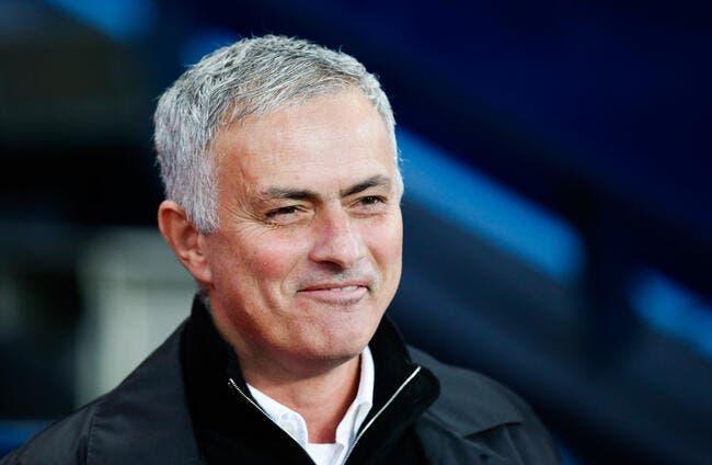 Mercato: Mourinho une incroyable surprise ?